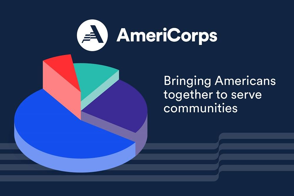 AmeriCorps, bringing Americans together to serve communities